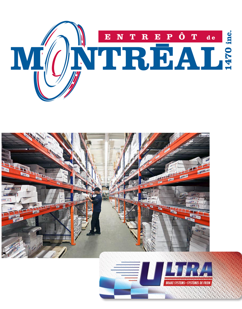 Entrepôt de Montréal