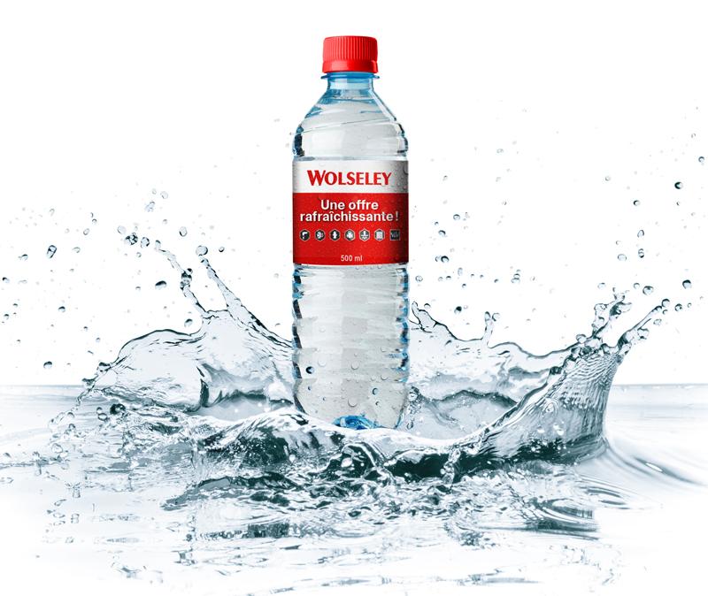 Wolseley-Bouteille d'eau