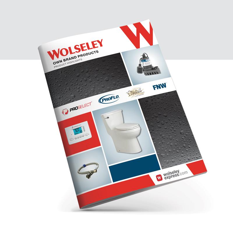 Wolseley-Catalogue de produits