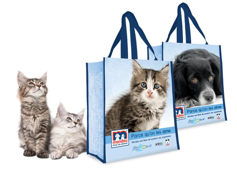 Mondou-Promotional bag