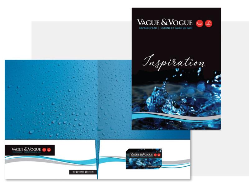 Vague&Vogue-Pocket folder