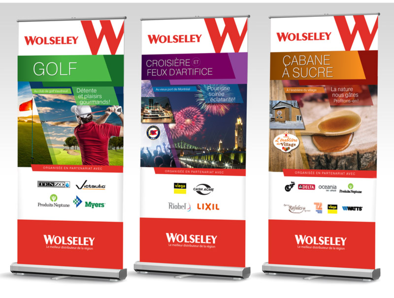 Wolseley-Rollup banners