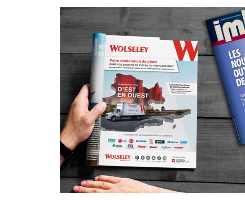 Wolseley-Magazine ad